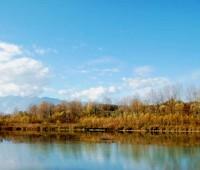 Oasi Naturale La Serenella, il lago
