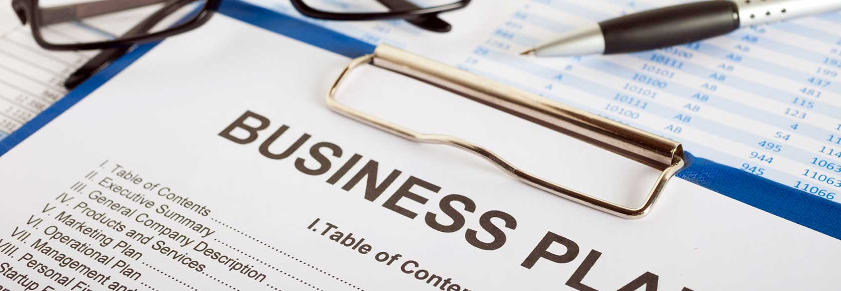 Business Plans For Consulting Services