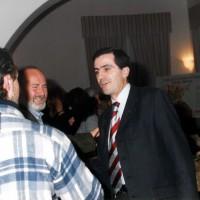 Ottavio Mazzocca riunione affiliati Abruzzo e Molise