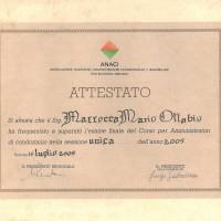 ANACI Certificate