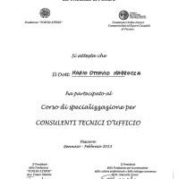 CTU Certificate