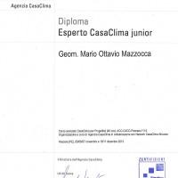 CasaClima Junior Certificate